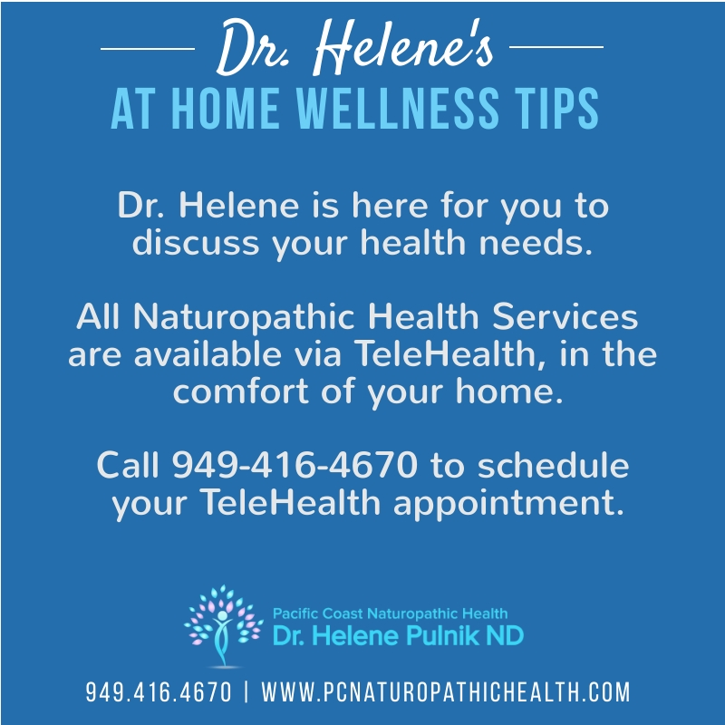Now Offering TeleHealth Appointments